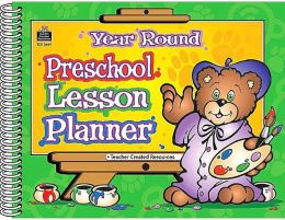 Year Round Preschool Lesson Planner