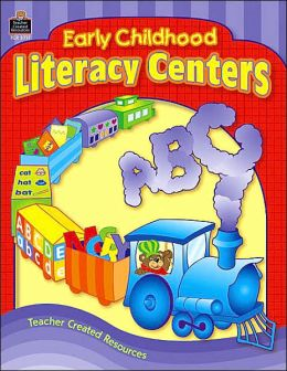 Literacy Centers (Early Childhood Centers Series)