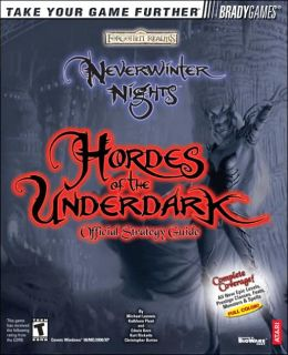 Neverwinter Nights: Hordes of the Underdark Official Strategy Guide