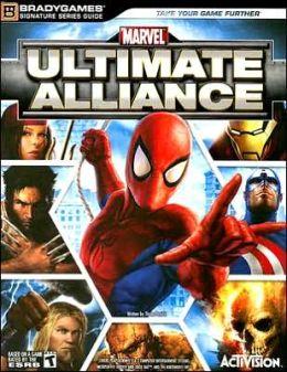 Marvel: Ultimate Alliance Signature Series Guide