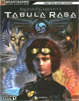 Tabula Rasa Official Strategy Guide