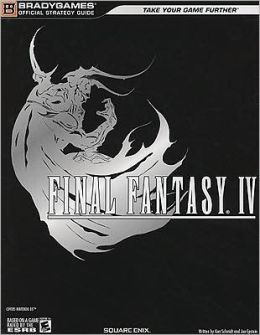 FINAL FANTASY IV Official Strategy Guide