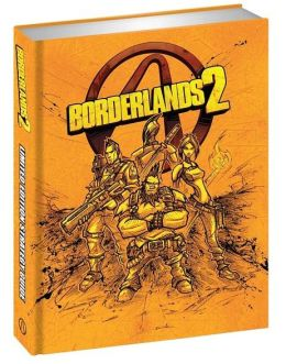 Borderlands 2 Limited Edition Strategy Guide