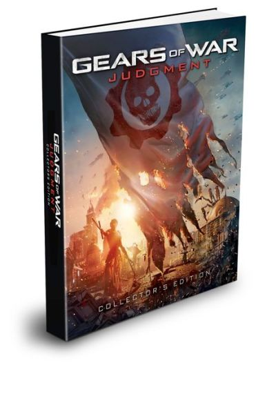 Books for download in pdf Gears Of War: Judgment Collector's Edition Strategy Guide 9780744014655 by BradyGames