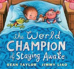 World Champion of Staying Awake