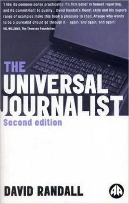 Universal Journalist - Second Edition