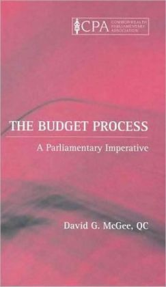 Budget Process: A Parlimentary Imperative