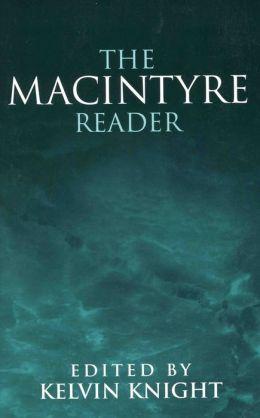 MacIntyre Reader