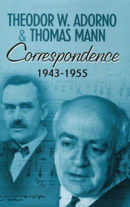 Correspondence, 1943-1955