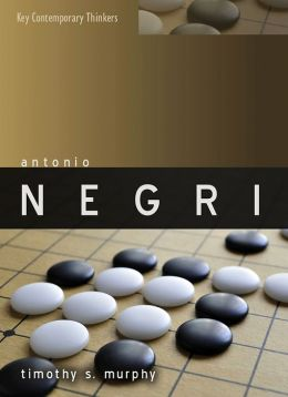 Antonio Negri: Modernity and the Multitude