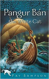 Pangur Ban, the White Cat (Pangur Ban Series Book #2)