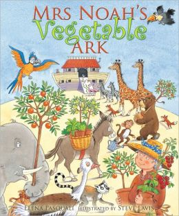 Mrs Noah's Vegetable Ark