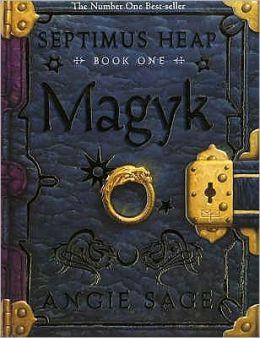 Magyk (Septimus Heap Series #1)