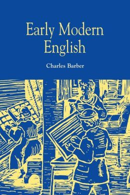 Early Modern English, New Edition