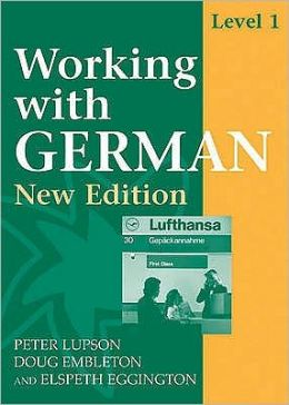Working with German: Coursebook