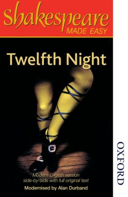 Twelfth Night (Shakespeare Made Easy Series)