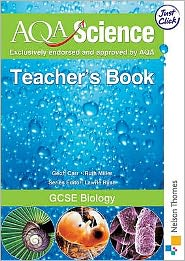 GCSE Biology: Teacher's Book