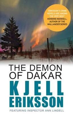 The Demon of Dakar. Kjell Eriksson