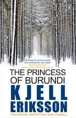 The Princess of Burundi. Kjell Eriksson