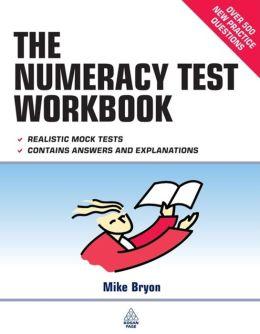 The Numeracy Test Workbook