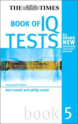The Times Book of IQ Tests, Book 5