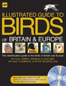 AA Illustrated Guide to the Birds of Britain and Europe