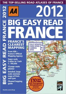 2012 Big Easy Read France