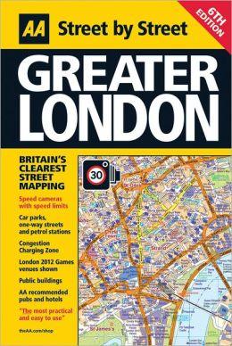 Greater London: Street by Street