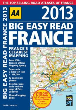 2013 Big Easy Read France