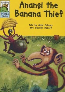 Anansi the Banana Thief: An African-Caribbean Tale
