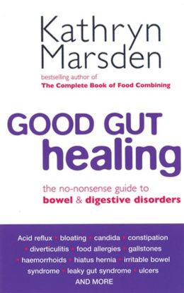 Good Gut Healing: The No-Nonsense Guide to Bowel and Digestive Disorders