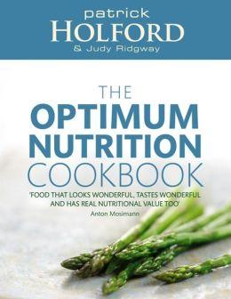 The Optimum Nutrition Cookbook
