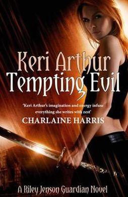 Tempting Evil (Riley Jenson Guardian Series #3)