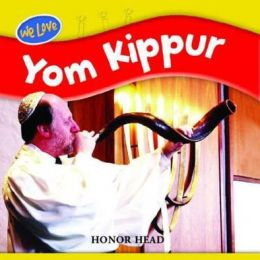 We Love Yom Kippur. Honor Head