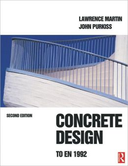 Concrete Design To En 1992