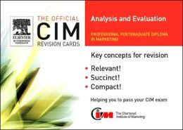 CIM Revision cards: Analysis and Evaluation 2005-2006