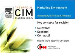 CIM Revision Cards 2005-2006: Marketing Environment