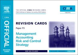 CIMA Revision Cards Management Accounting Risk & Control Strategy