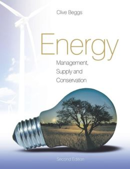 Energy: Management, Supply and Conservation