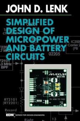Simplified Design of Micropower and Battery Circuits