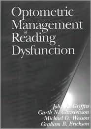 Optometric Management of Reading Dysfunction