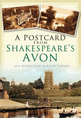 A Postcard from Shakespeare's Avon