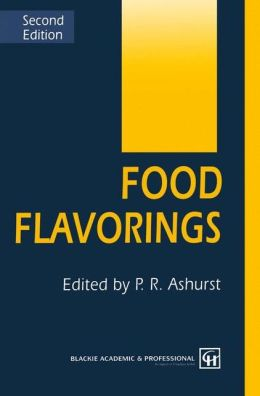 Food Flavorings, Second Edition