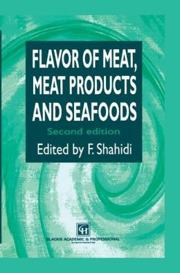 Flavor of Meat, Meat Products and Seafood
