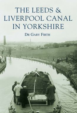 The Leeds and Liverpool Canal in Yorkshire