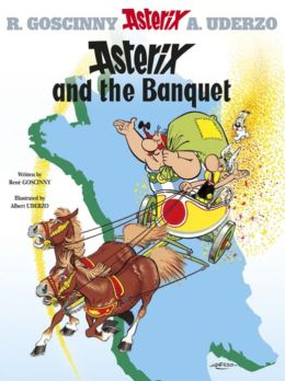 Asterix and the Banquet: Album #5