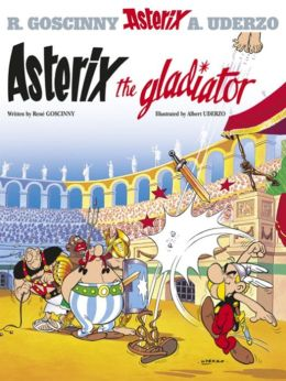 Asterix the Gladiator: Album #4