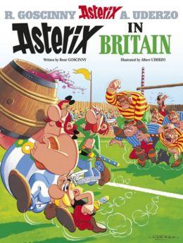 Asterix in Britain: Album #8