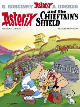 Asterix and the Chieftain's Shield: Album #11