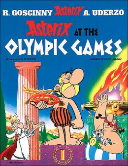 Asterix at the Olympic Games: Album #12